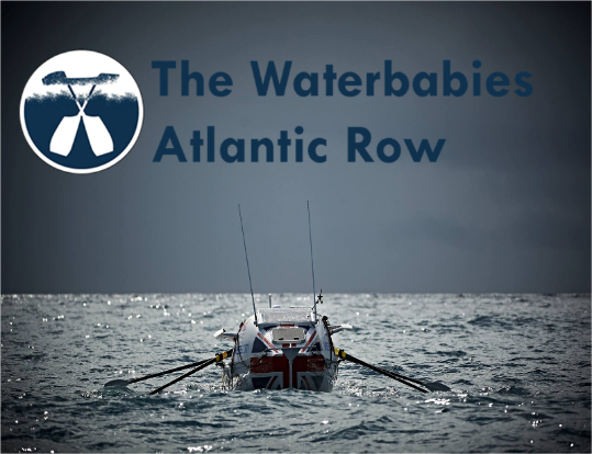 Waterbabies Atlantic Row Newletter