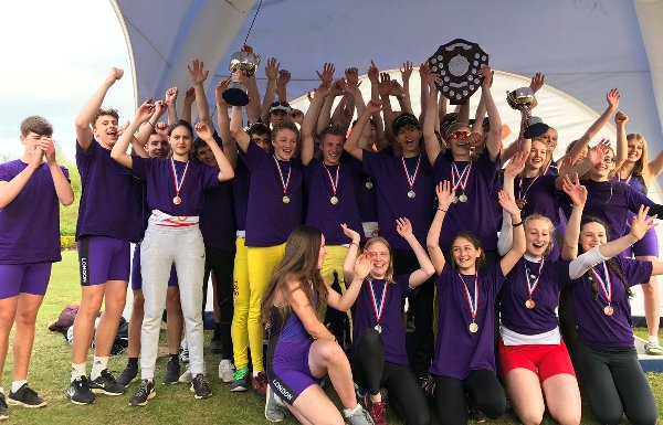 Walton Juniors help Thames London Region win at JIRR