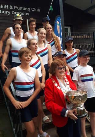 J16 selection and Egham
