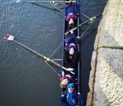 Back on the river: Hampton Head